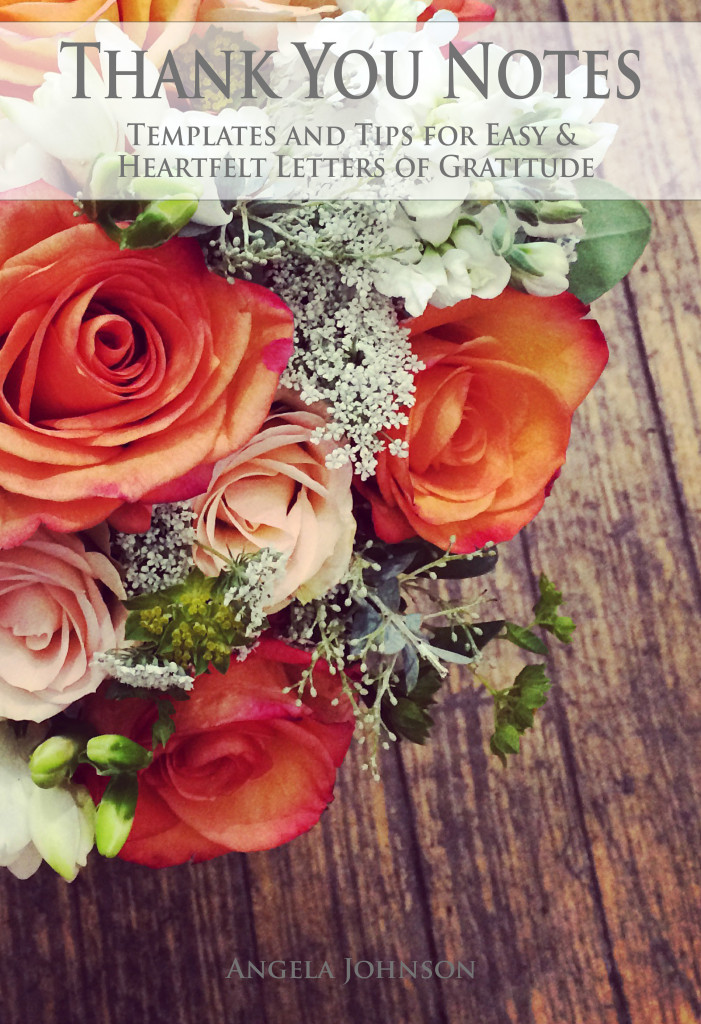 New Thank You Notes eBook launches today!